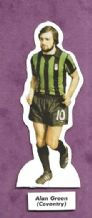 Coventry City Colin Green (fig)